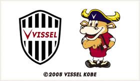 ヴィッセル神戸 クラブロゴ