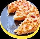 カリトロ♪明太じゃがコーンチーズin餃子☆